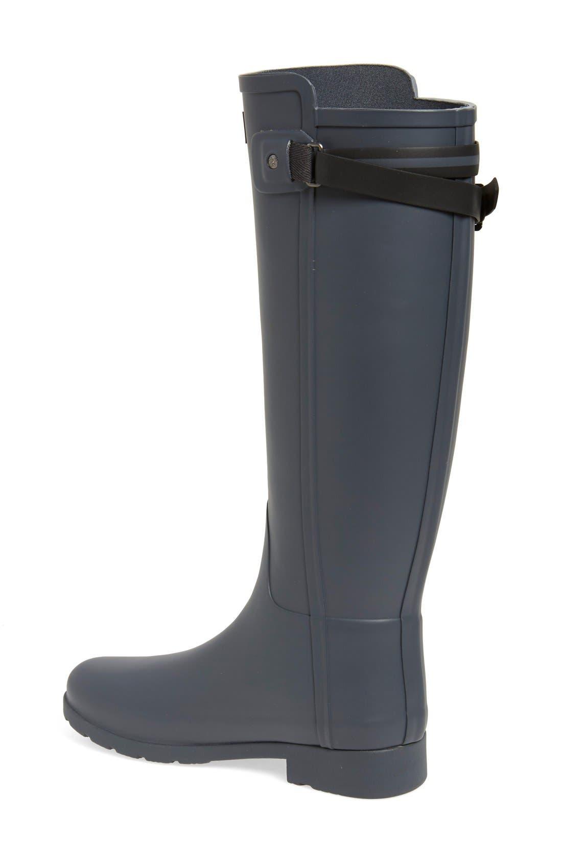 Alternate Image 2  - Hunter 'Original Refined' Rain Boot (Women)