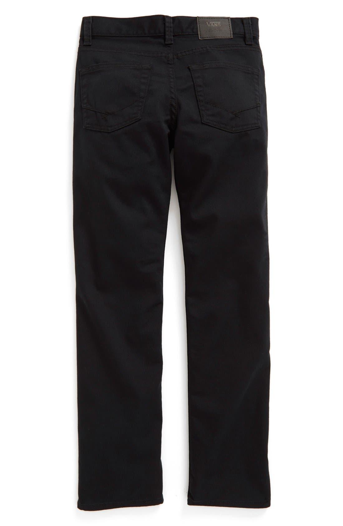 'V56 Standard AV Covina' Pants,                             Alternate thumbnail 2, color,                             Black
