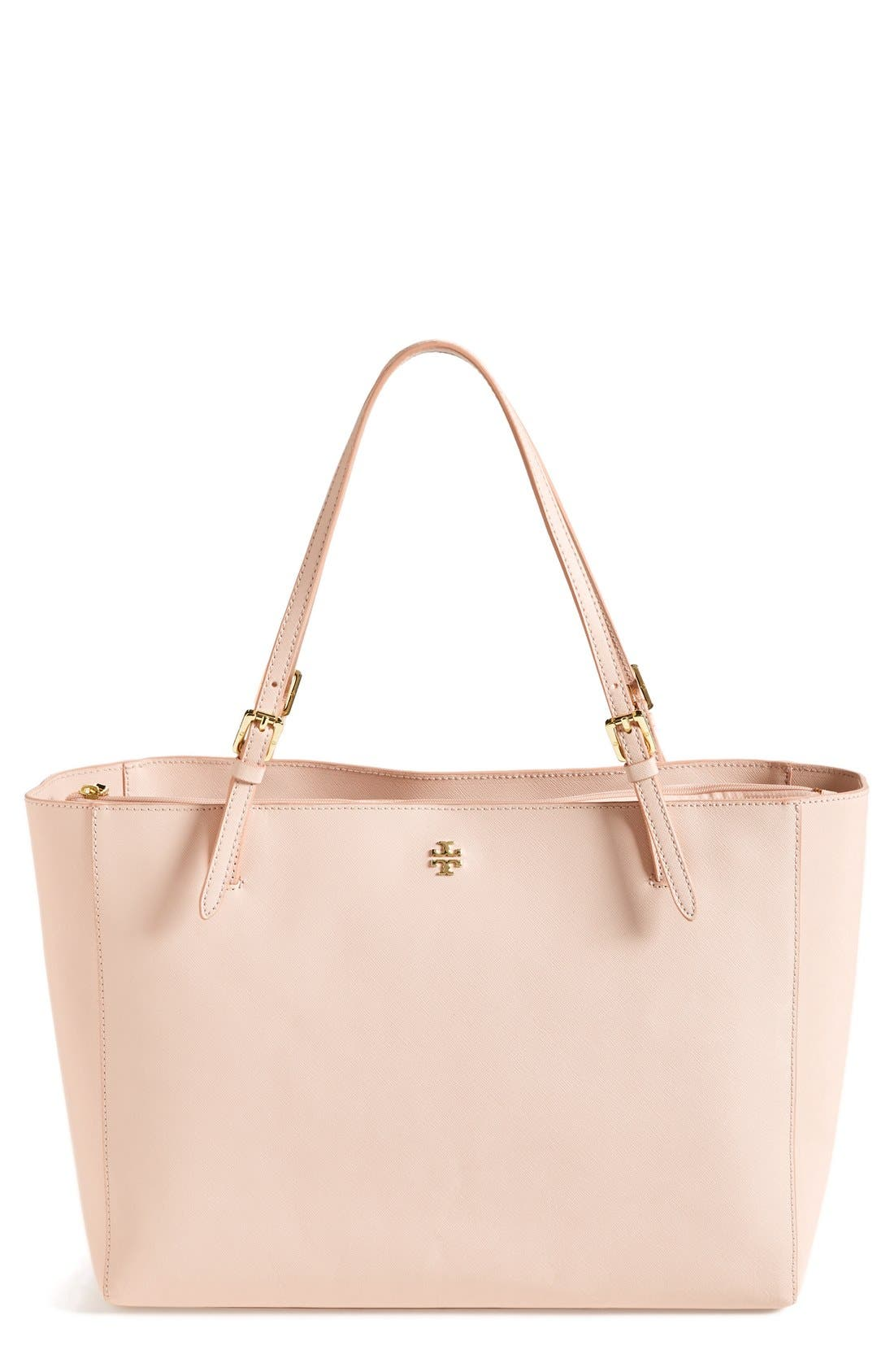 Alternate Image 1 Selected - Tory Burch 'York' Buckle Tote
