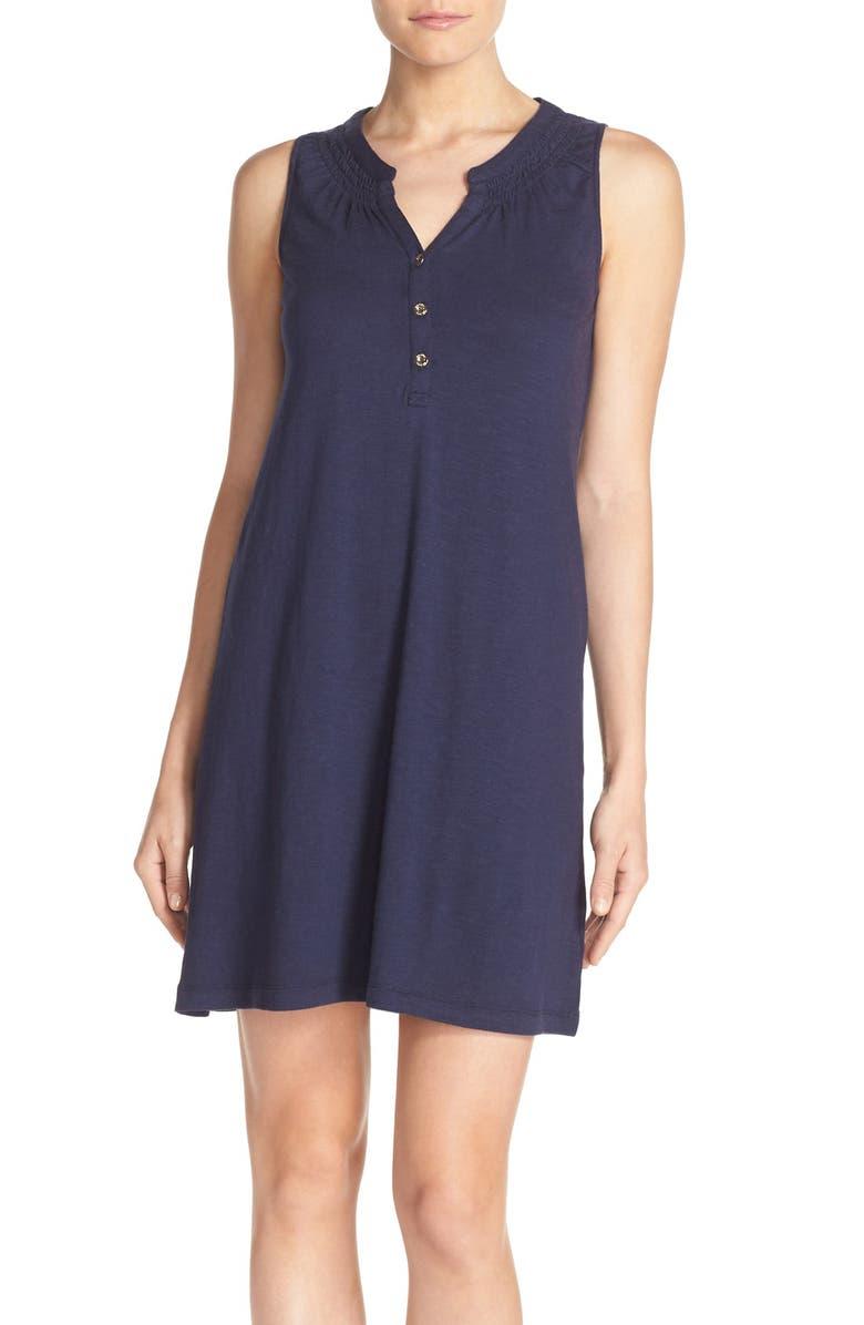 Essie Cotton  Modal A-Line Dress