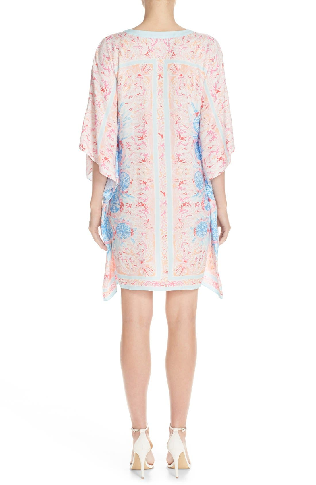 Alternate Image 2  - Lilly Pulitzer® Print Woven Caftan