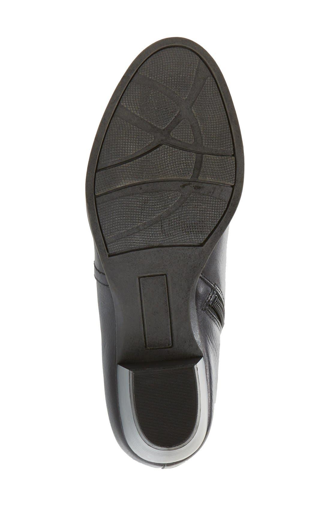 Alternate Image 4  - Naturalizer 'Kepler' Block Heel Bootie (Women)