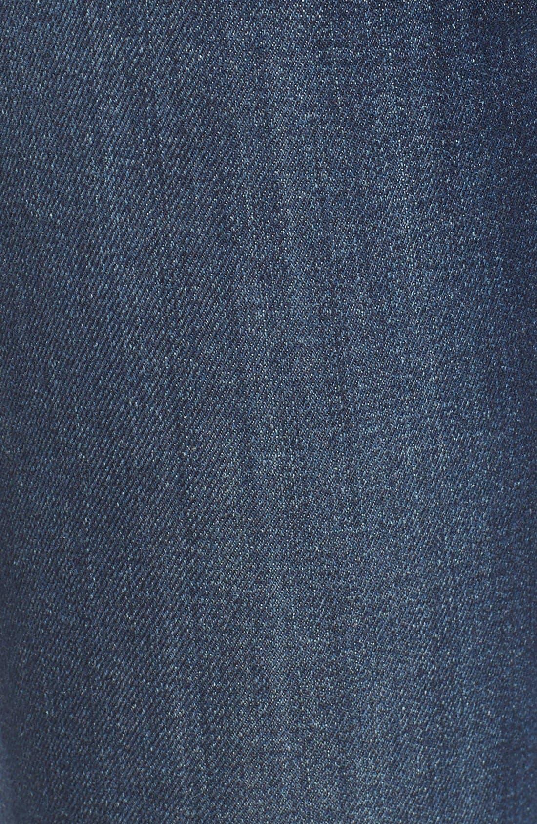 Alternate Image 5  - J Brand 'Maria' Skinny Jeans (Oblivion)