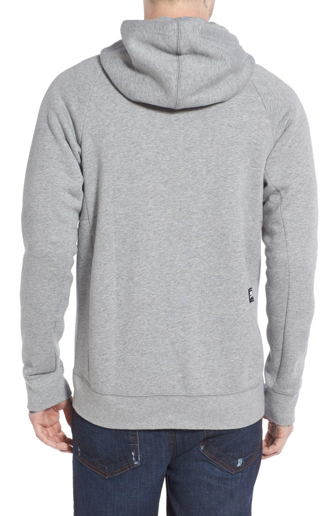 Alternate Image 2  - Nike SB 'Icon' Zip Hoodie