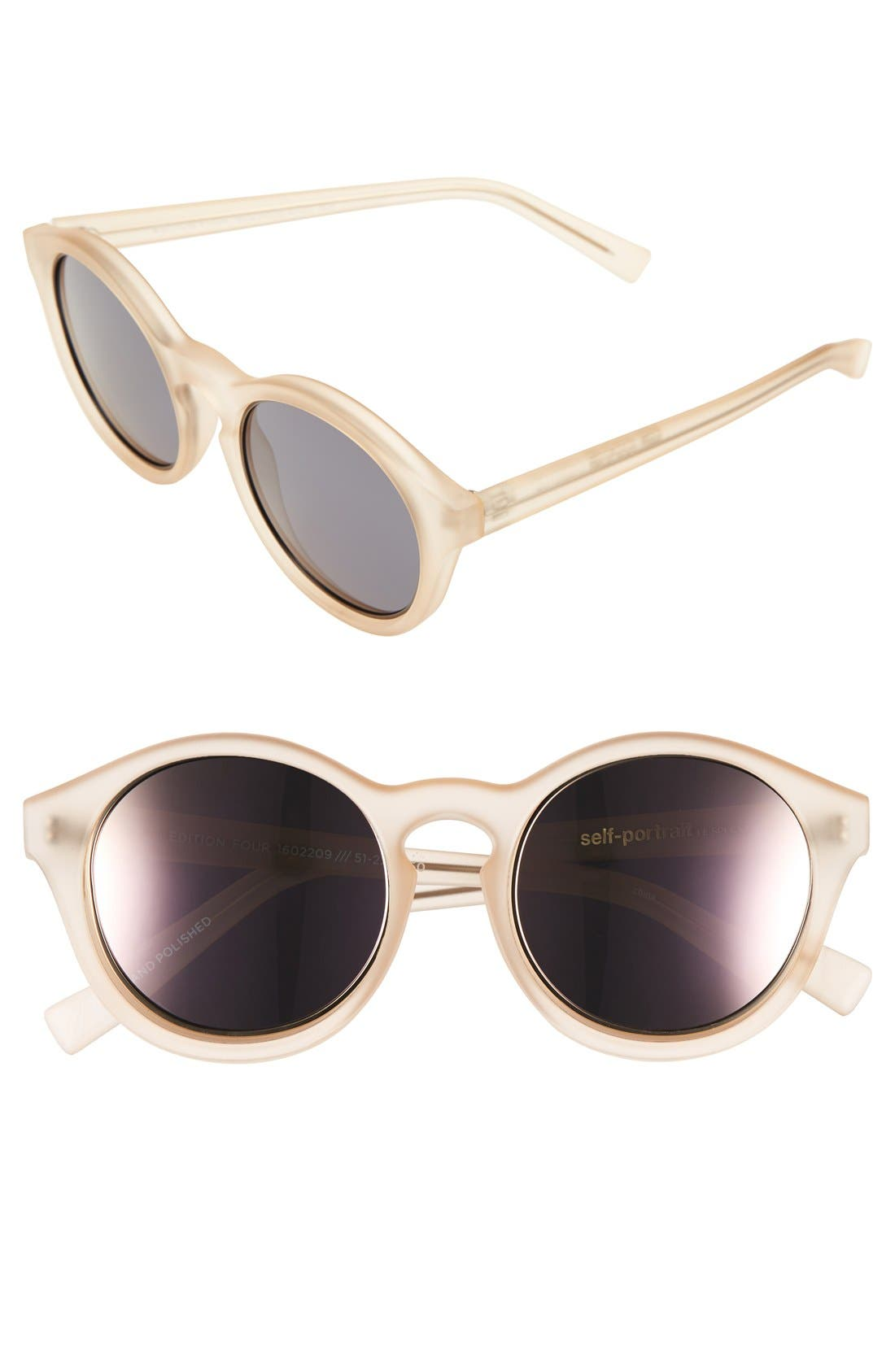 Le Specs 'Edition Four' 51mm Sunglasses