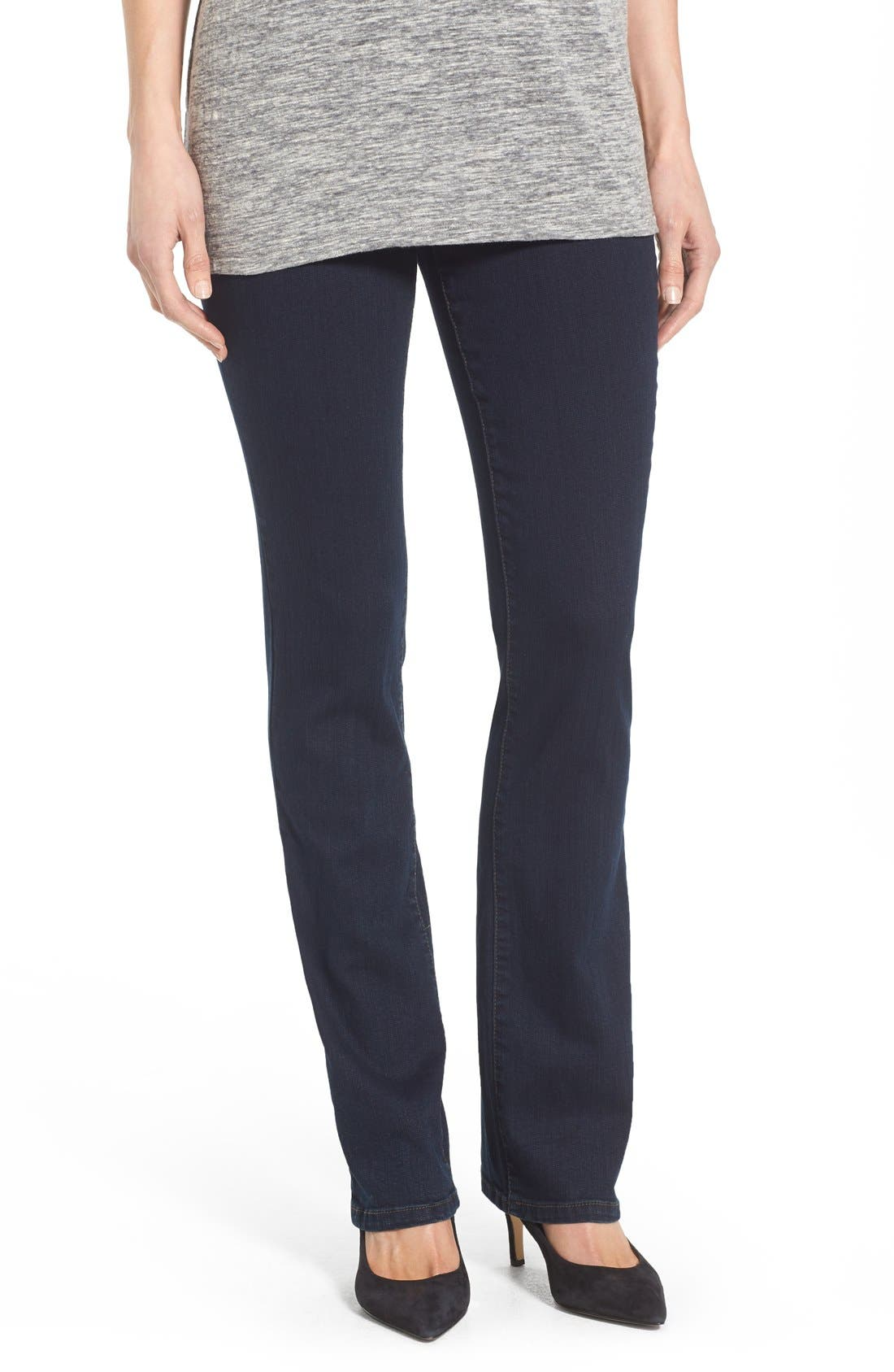 'Paley' Bootcut Jeans,                             Main thumbnail 1, color,                             After Midnight