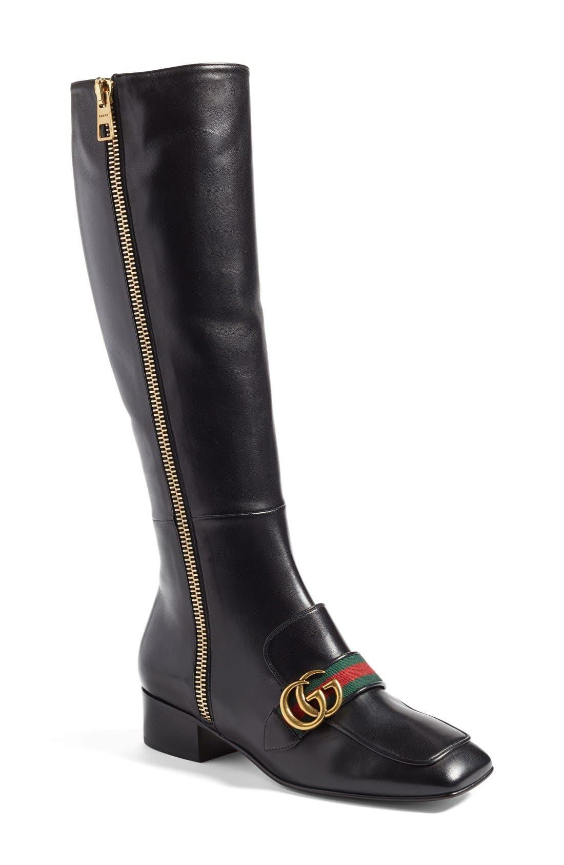 Gucci 'Peyton' Tall Boot (Women)