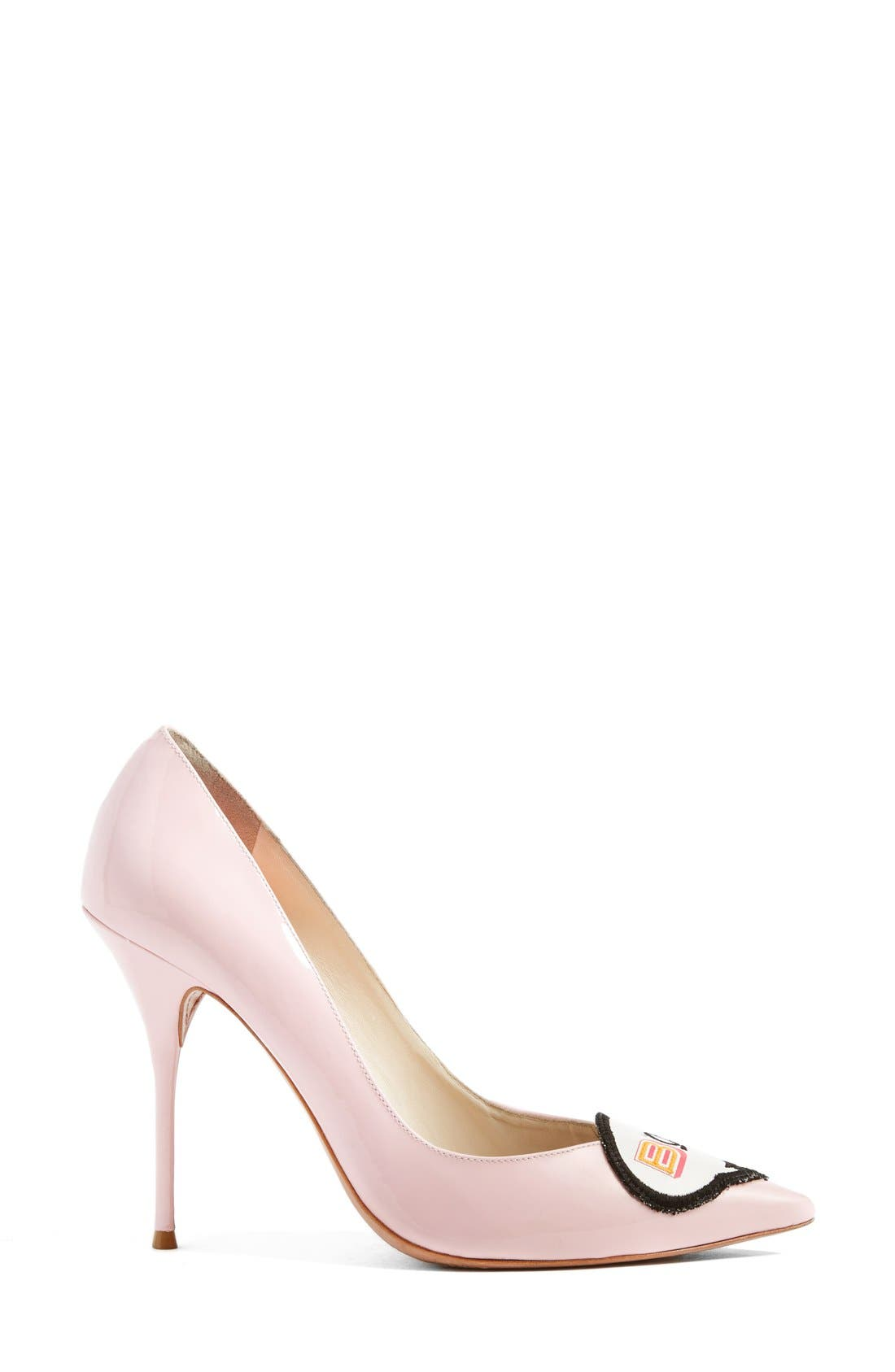 Alternate Image 4  - Sophia Webster 'Boss Lady' Pointy Toe Pump (Women)
