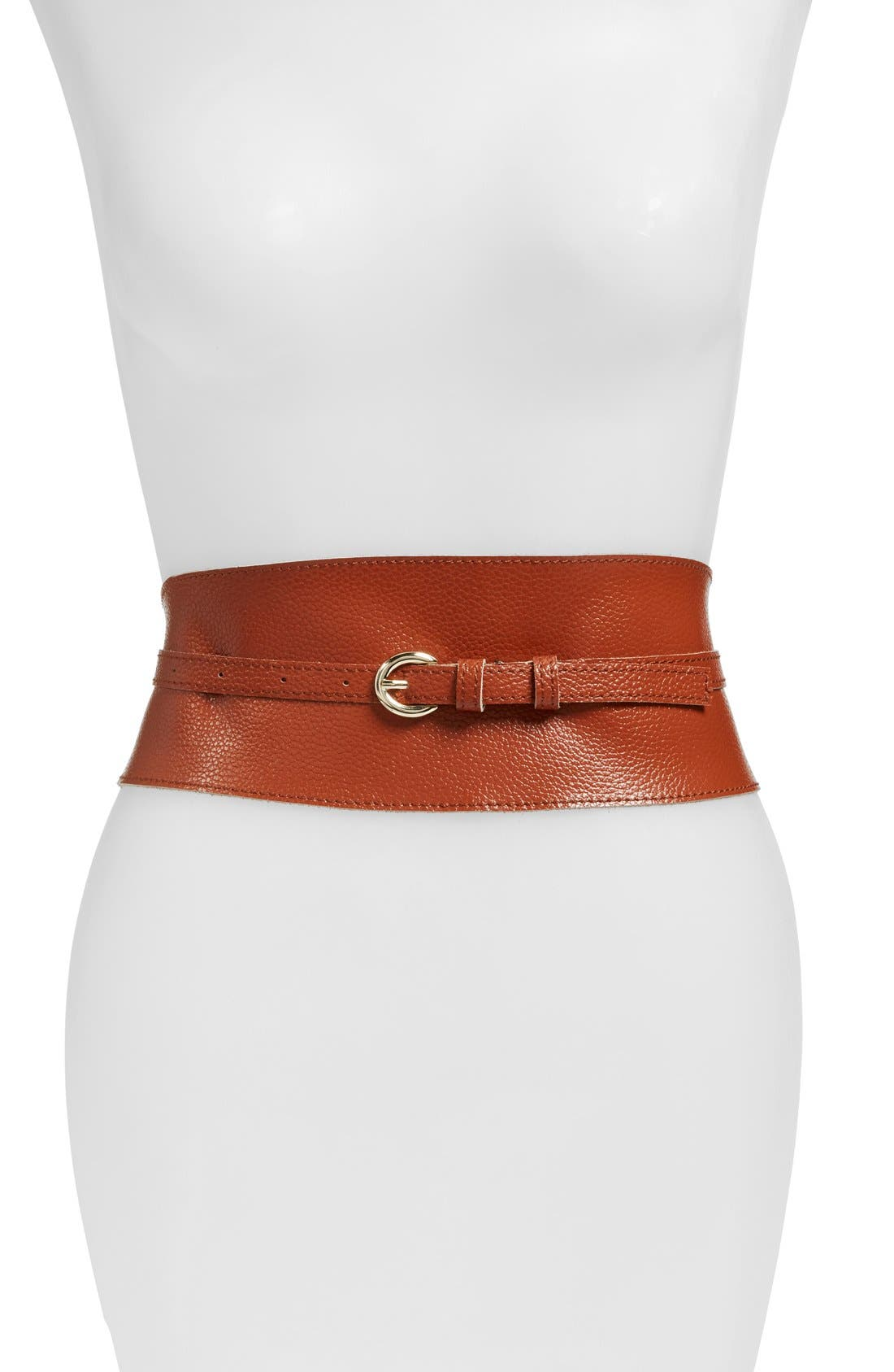 Alternate Image 1 Selected - Raina 'Boho Wrap' Belt