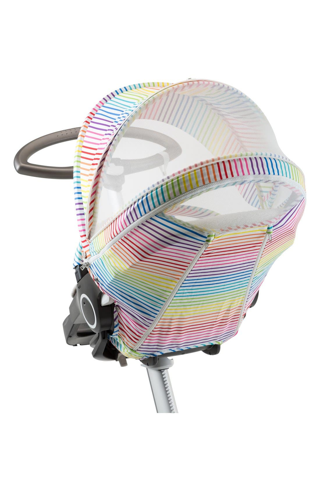 'Xplory<sup>®</sup> Stroller Summer Kit' Shade Set,                             Alternate thumbnail 2, color,                             Multi Stripe