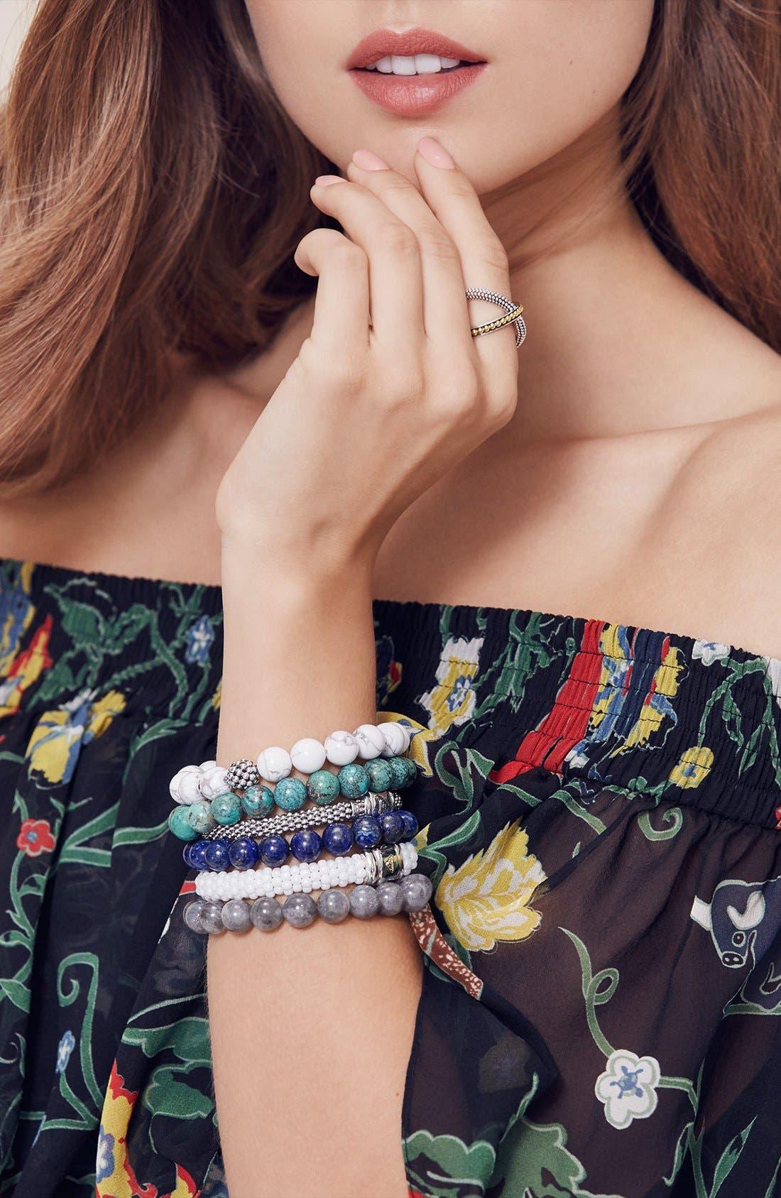 Alternate Image 4  - LAGOS Bead Stretch Bracelet