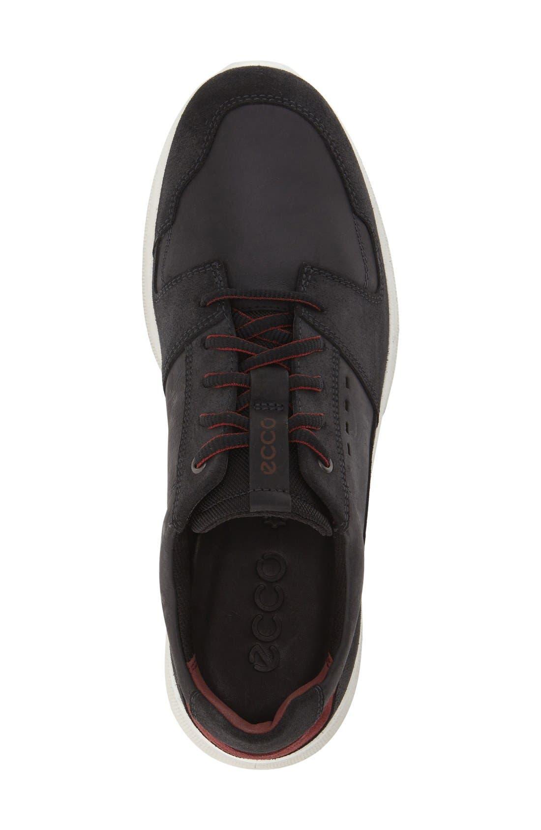 Alternate Image 3  - ECCO 'Irondale - Retro' Sneaker (Men)