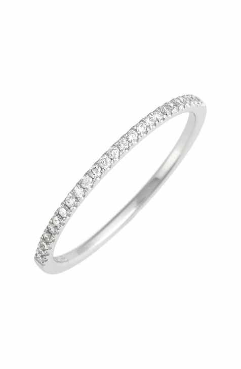 a047549dc Bony Levy Diamond Stacking Ring (Nordstrom Exclusive)