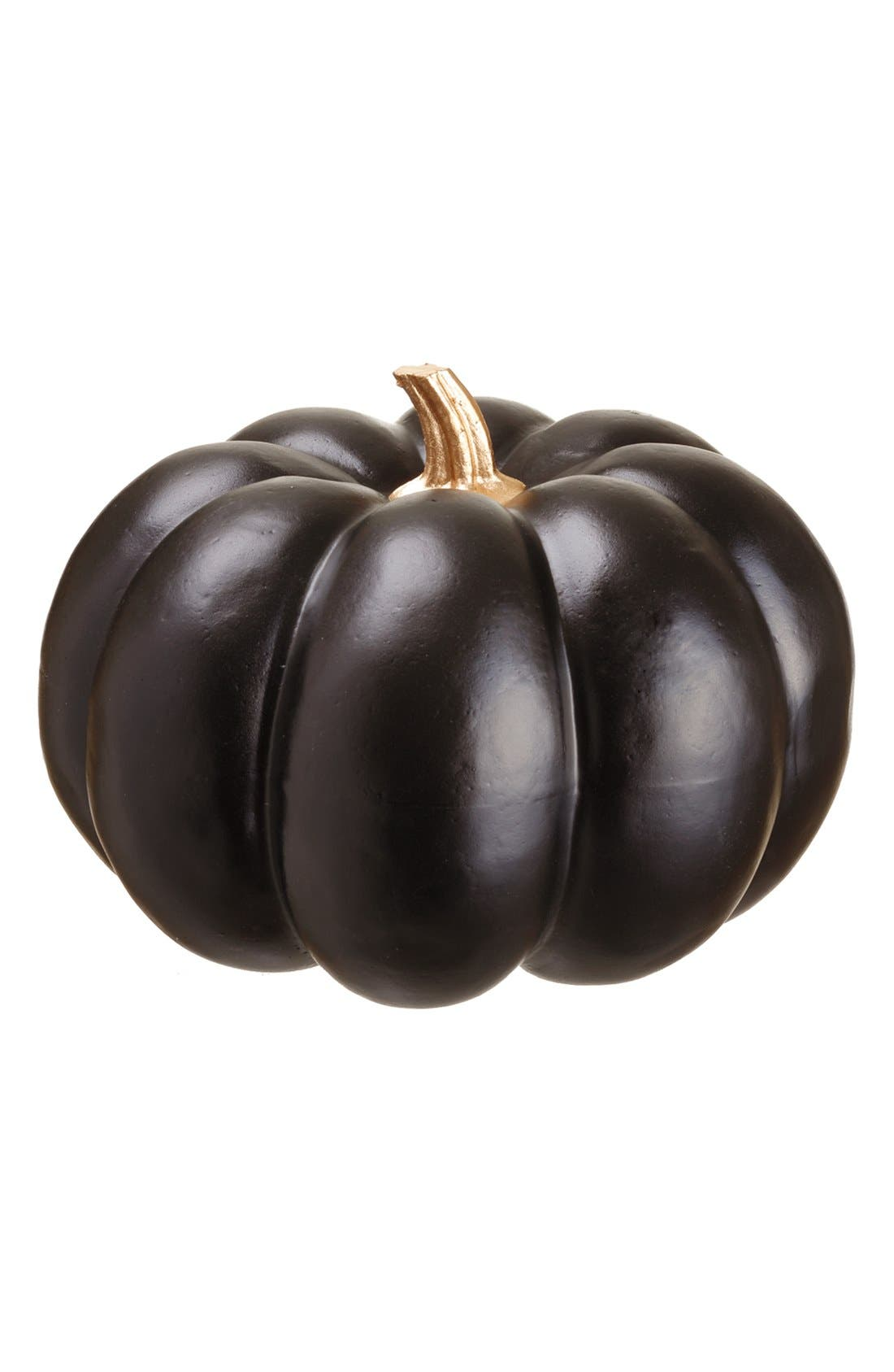 Alternate Image 1 Selected - ALLSTATE Weighted Pumpkin Decoration