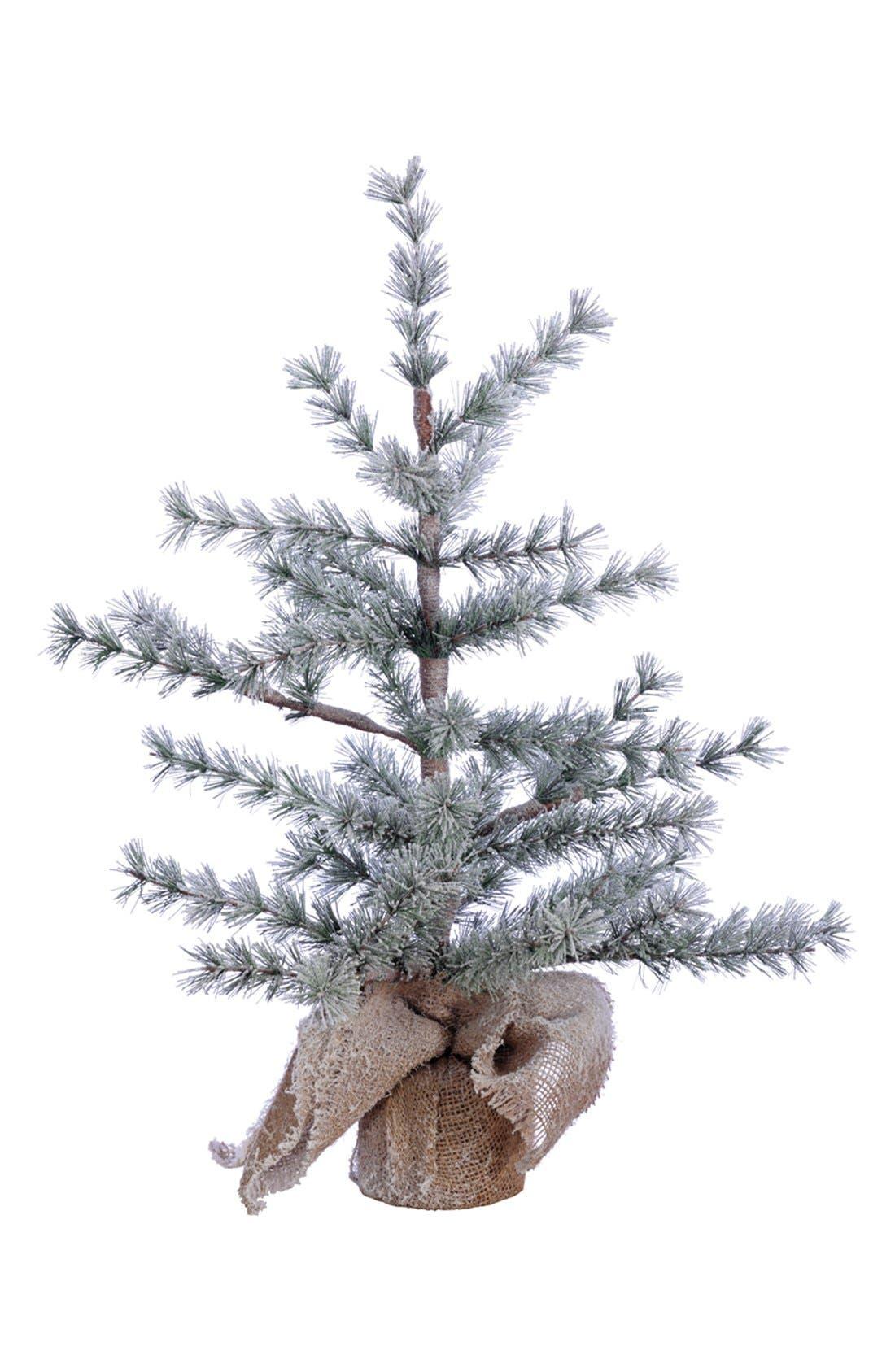 Main Image - ALLSTATE Mini Burlap Wrapped Pine Tree