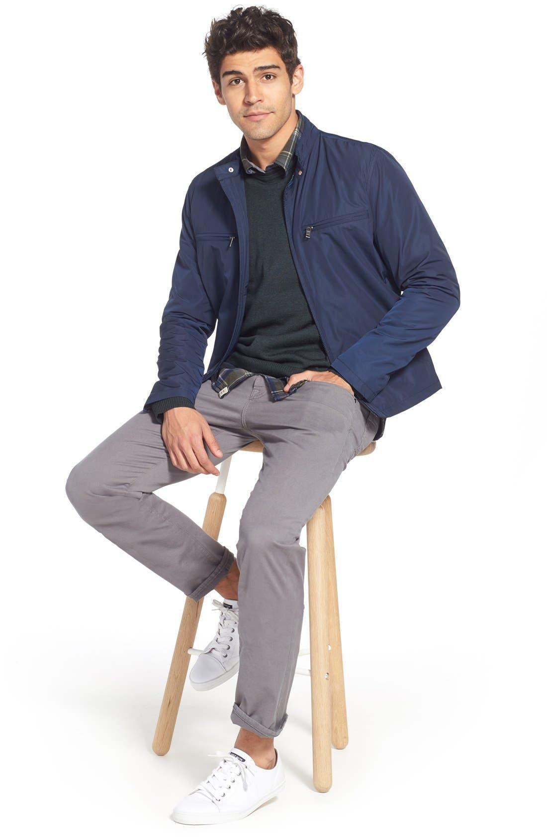 Alternate Image 7  - AG 'Matchbox BES' Slim Fit Pants