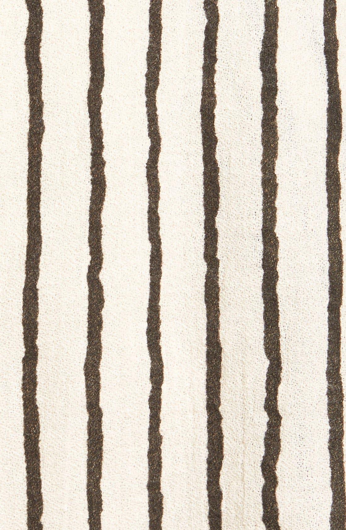 Alternate Image 5  - Billabong 'Sunny Daze' Stripe Romper