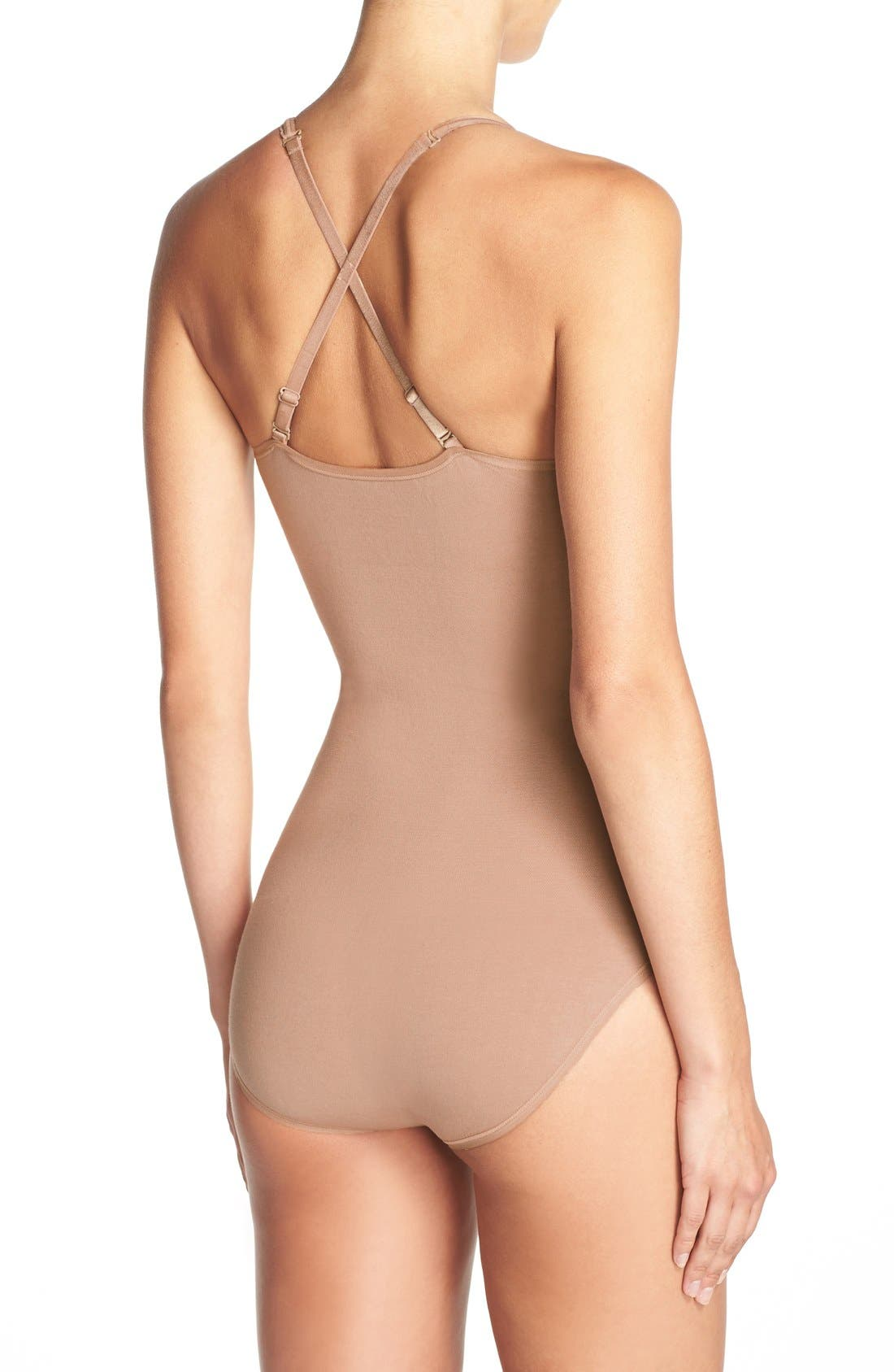 Alternate Image 4  - Yummie 'Conner' Convertible Bodysuit (2 for $58)
