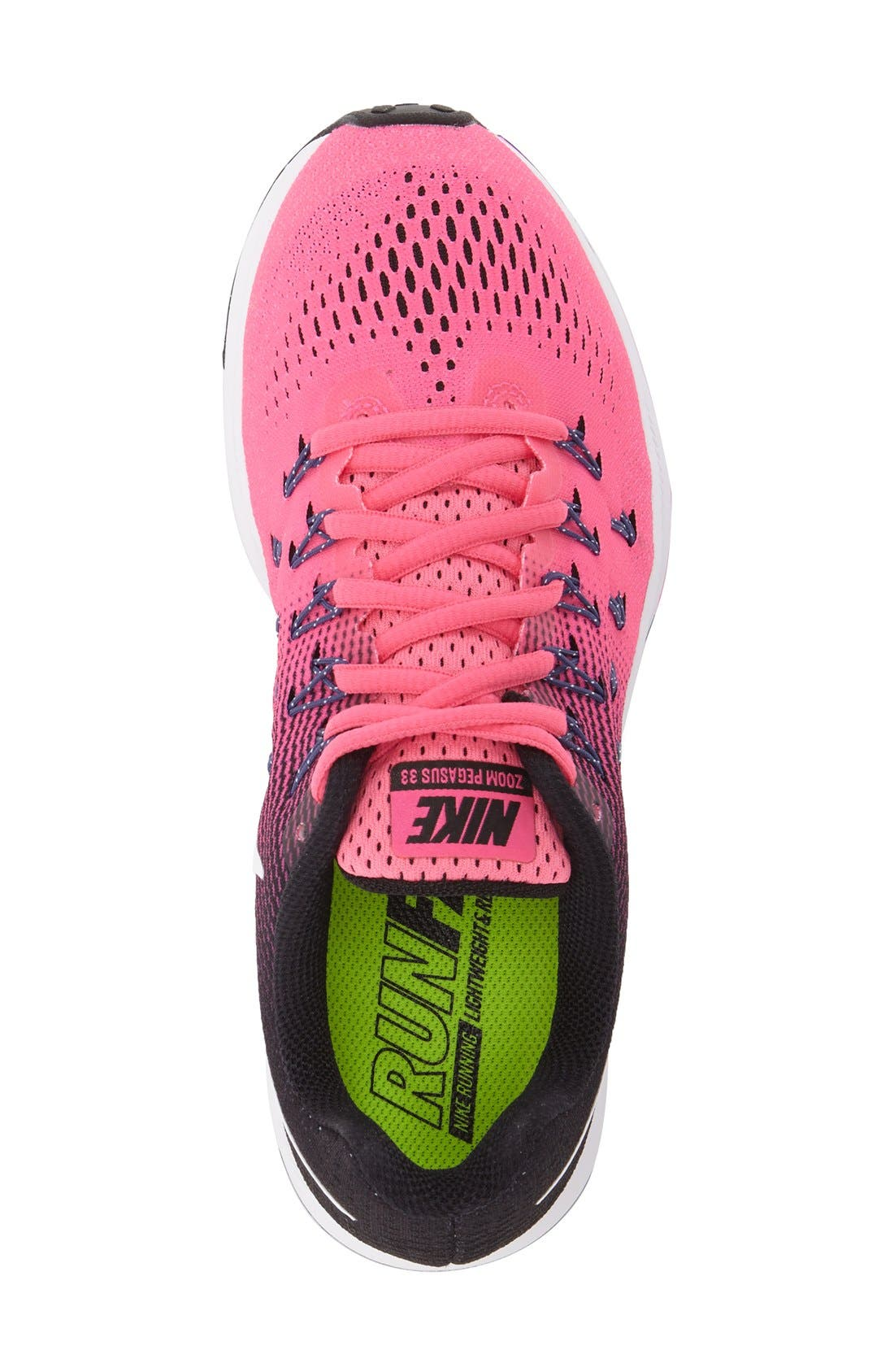 Alternate Image 3  - Nike Zoom Pegasus 33 Sneaker (Women)