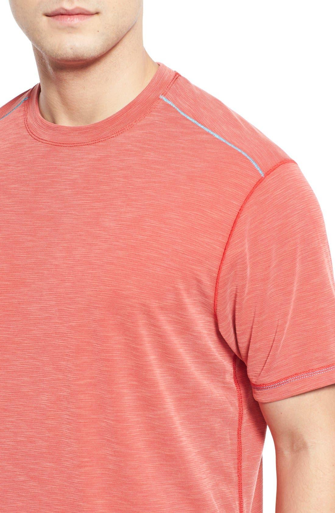 Alternate Image 4  - Tommy Bahama 'Paradise Around' Crewneck T-Shirt