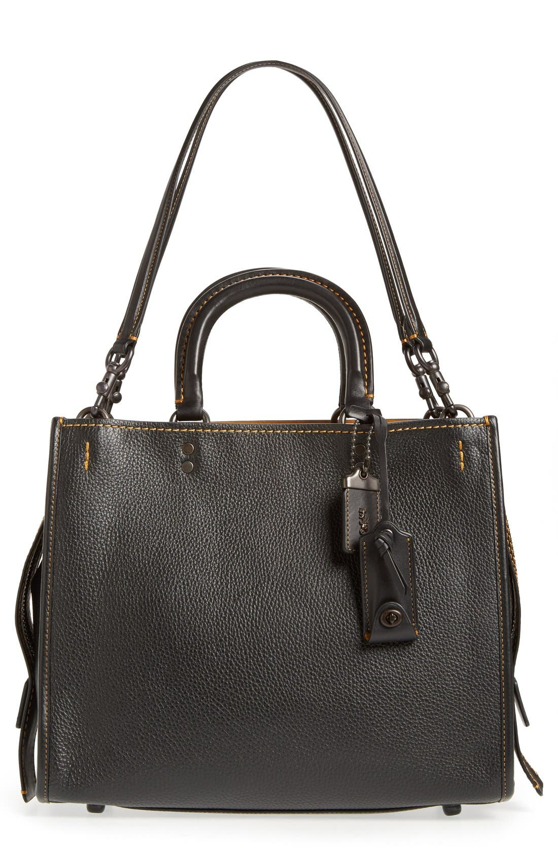 Main Image - COACH 1941 'Rogue' Leather Satchel