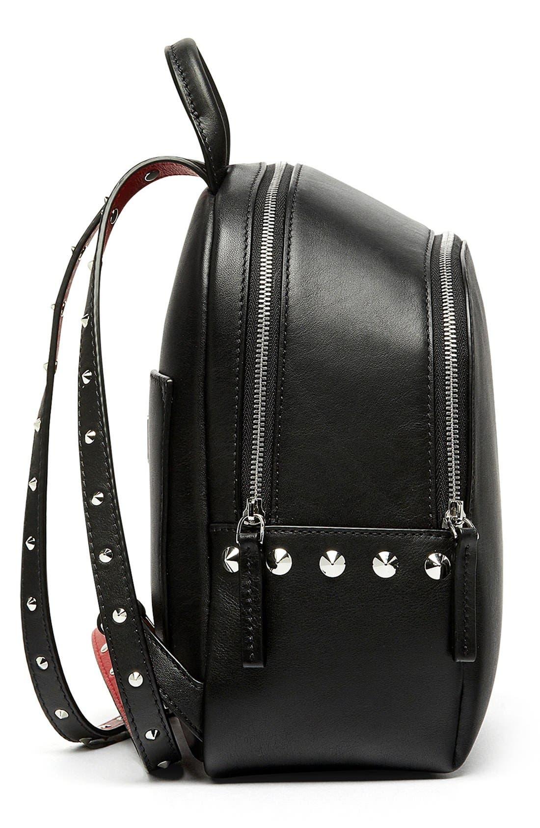 Alternate Image 6  - MCM 'Mini Duchess' Leather Backpack