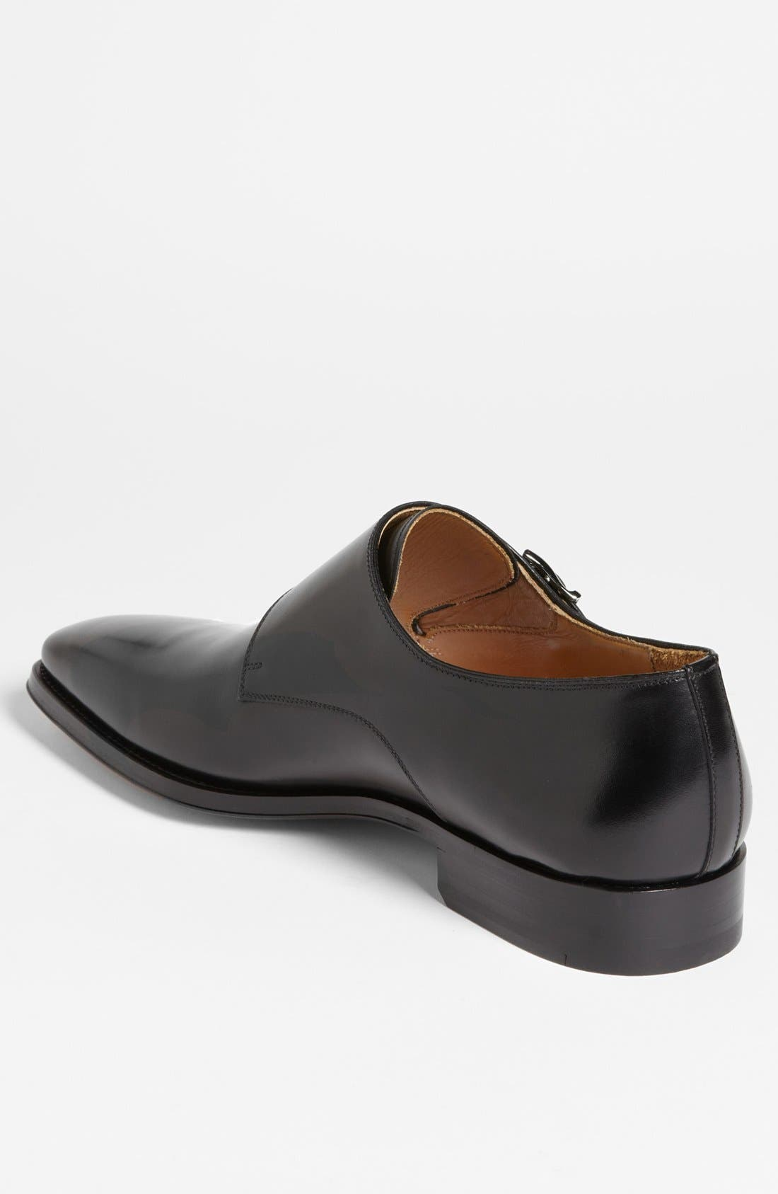 Alternate Image 3  - Magnanni 'Miro' Double Monk Strap Shoe (Men)