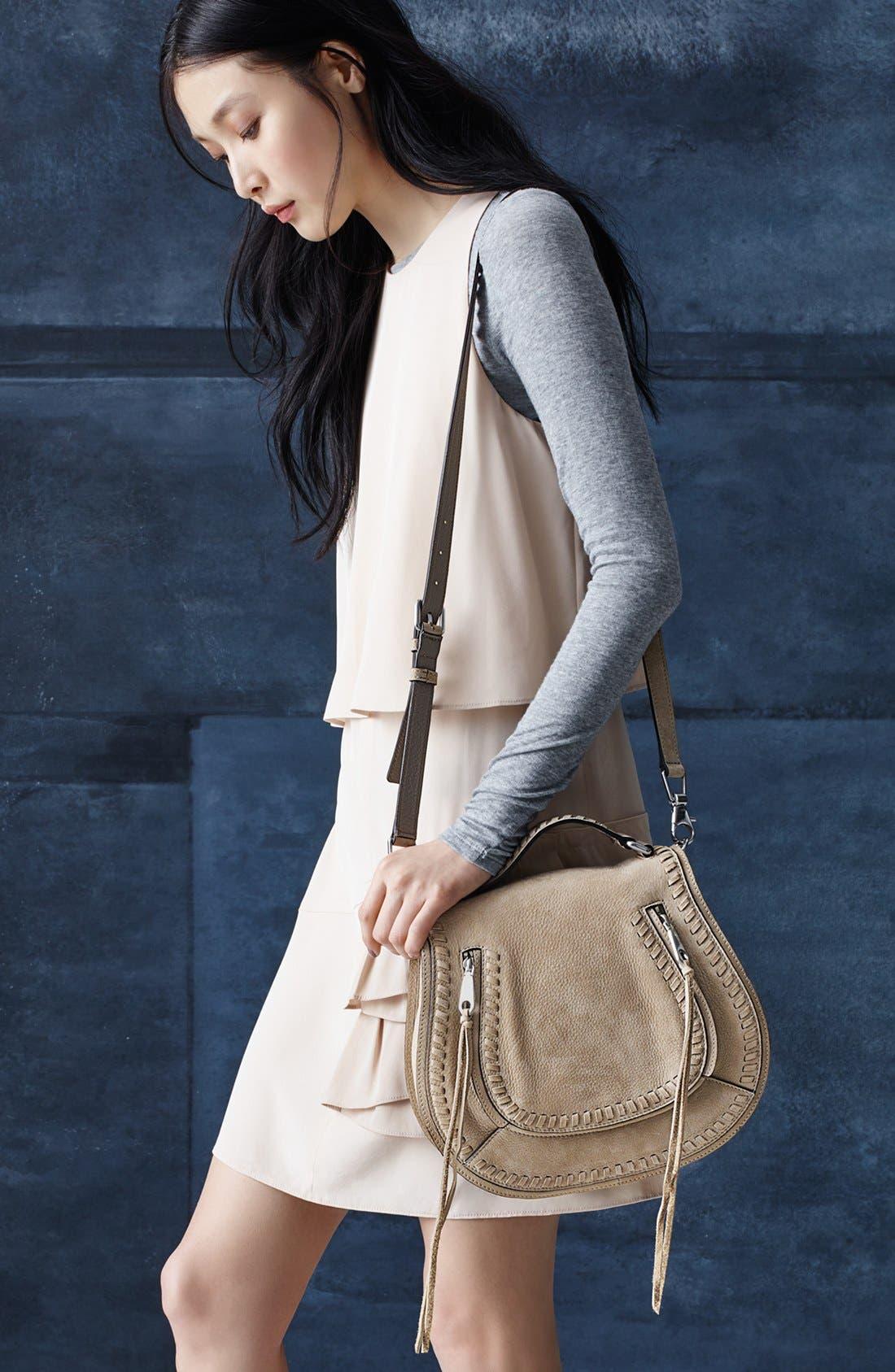 Alternate Image 2  - Rebecca Minkoff 'Vanity' Saddle Bag