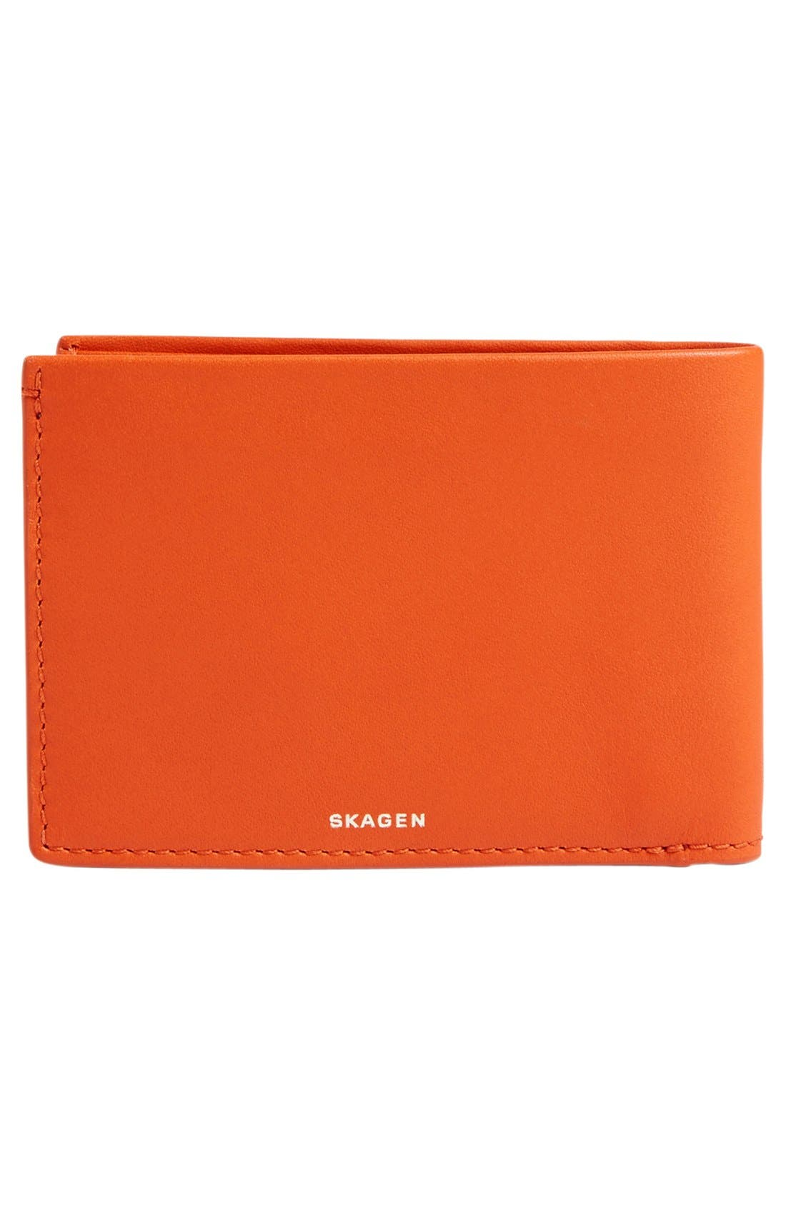 Alternate Image 3  - Skagen 'Ambold' Leather Wallet