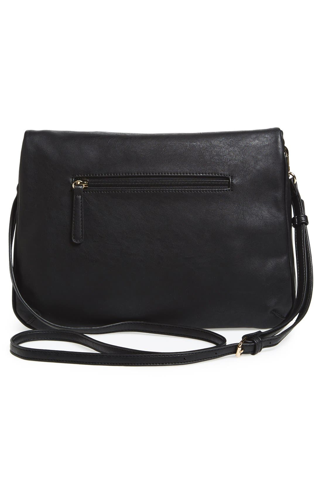 Alternate Image 3  - BP. Foldover Crossbody Bag
