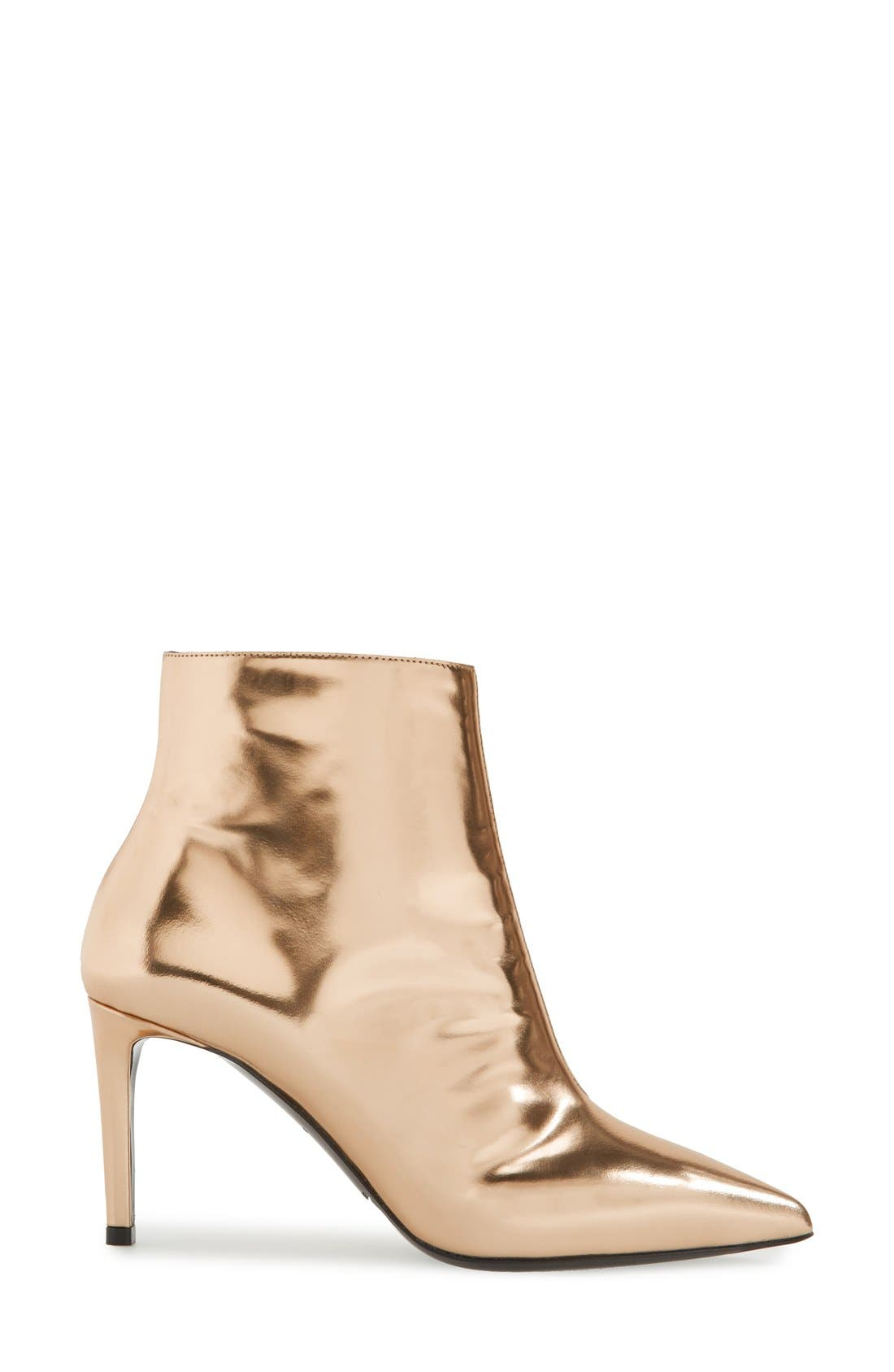 Alternate Image 4  - Balenciaga 'All Time Mirror Effect' Pointy Toe Bootie (Women)