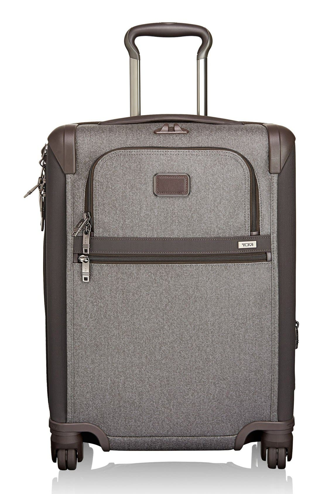 TUMI Alpha 2 Continental Wheeled Carry-On