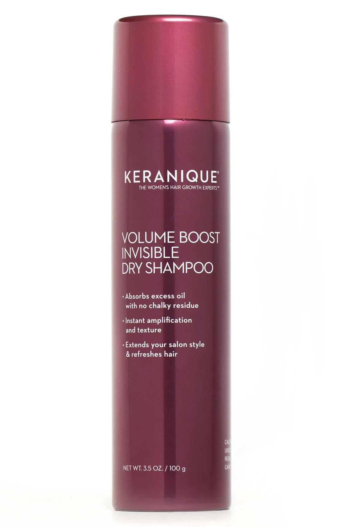Keranique Invisible Boost Dry Shampoo