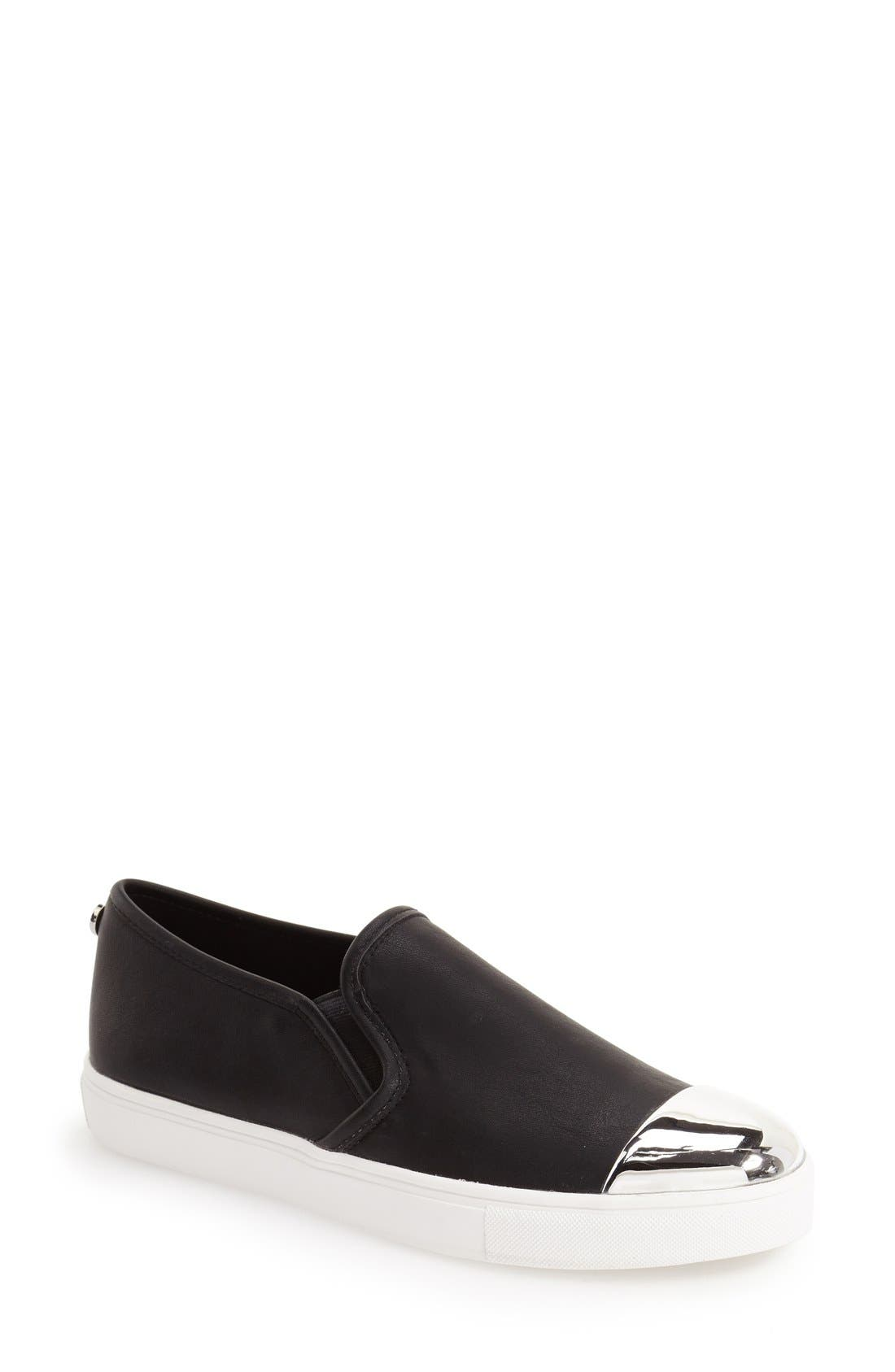 Alternate Image 1 Selected - Steve Madden 'Eleete' Slip On Sneaker (Women)