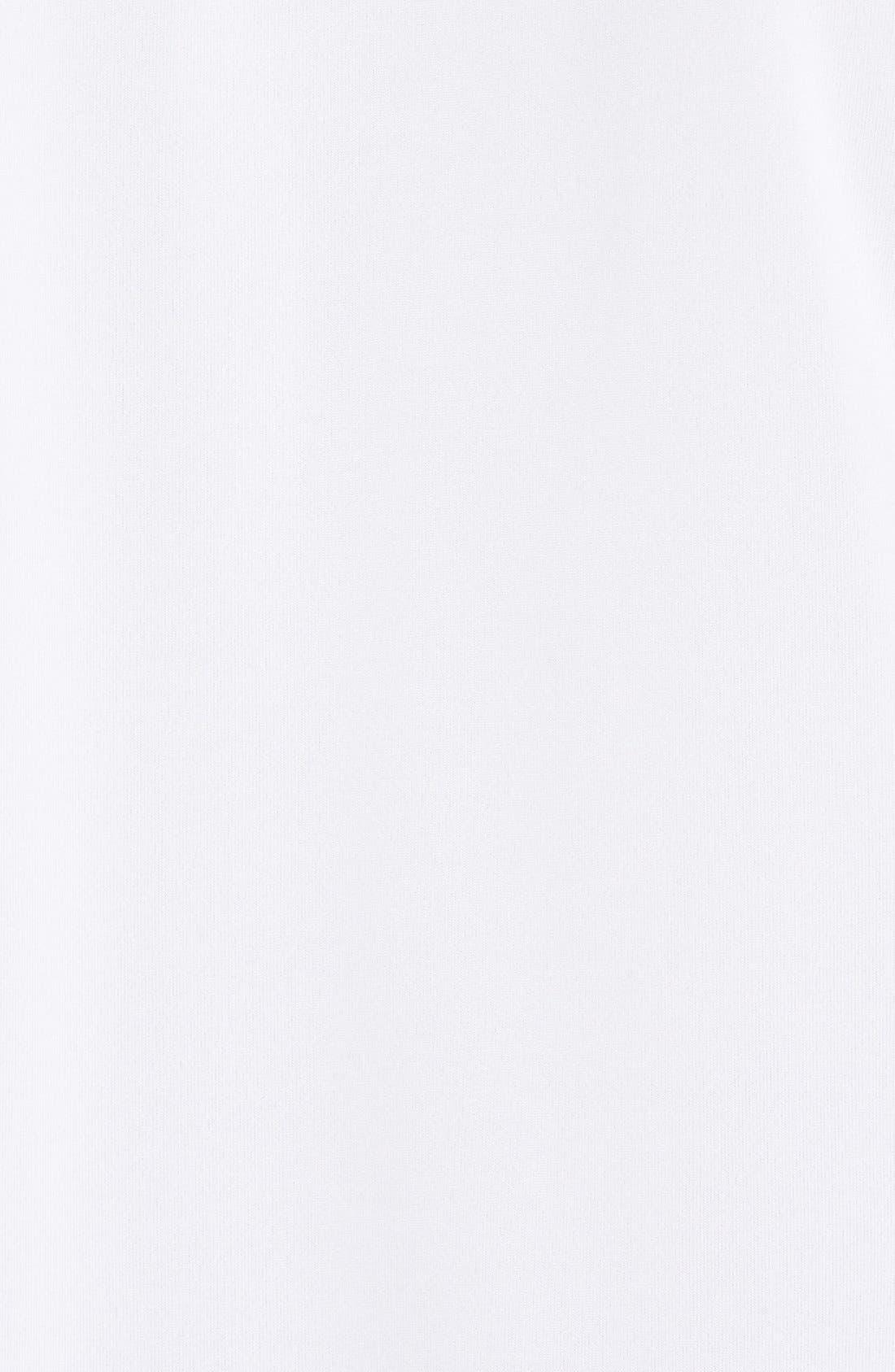 'Legend 2.0' Dri-FIT Training T-Shirt,                             Alternate thumbnail 5, color,                             White/ Black/ Black