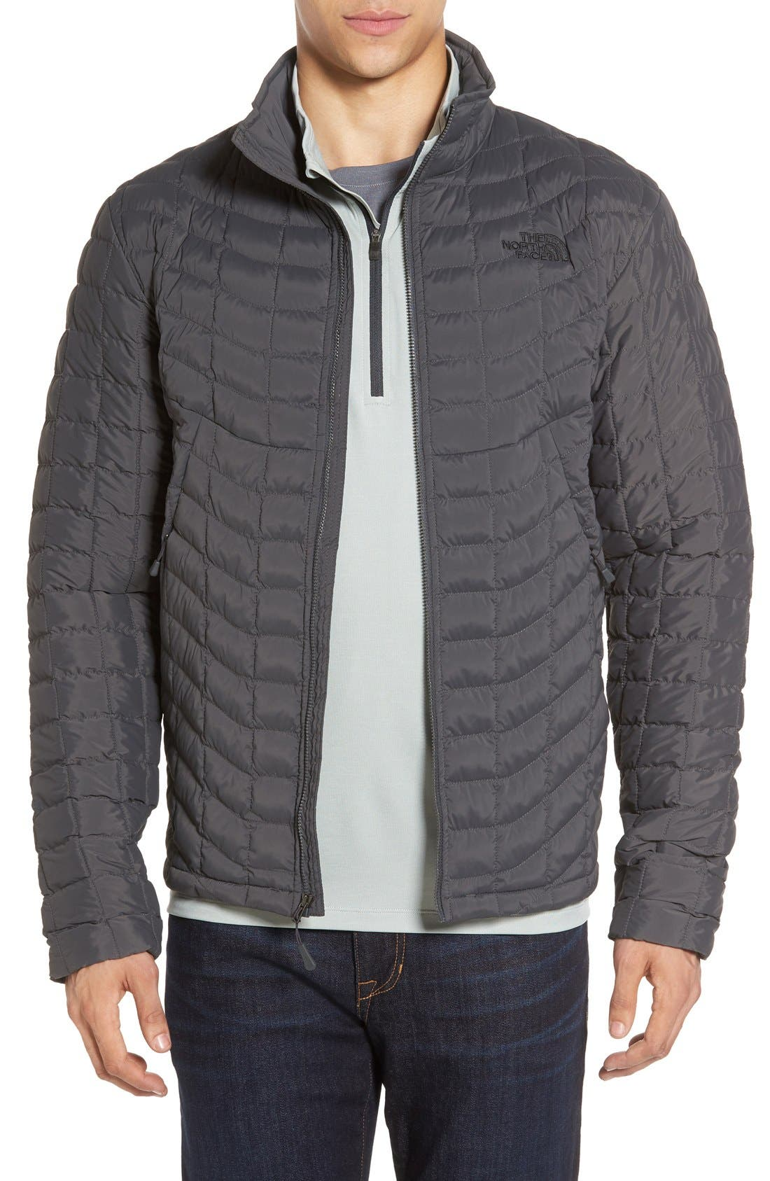Main Image - The North Face Packable Stretch ThermoBall™ PrimaLoft® Jacket