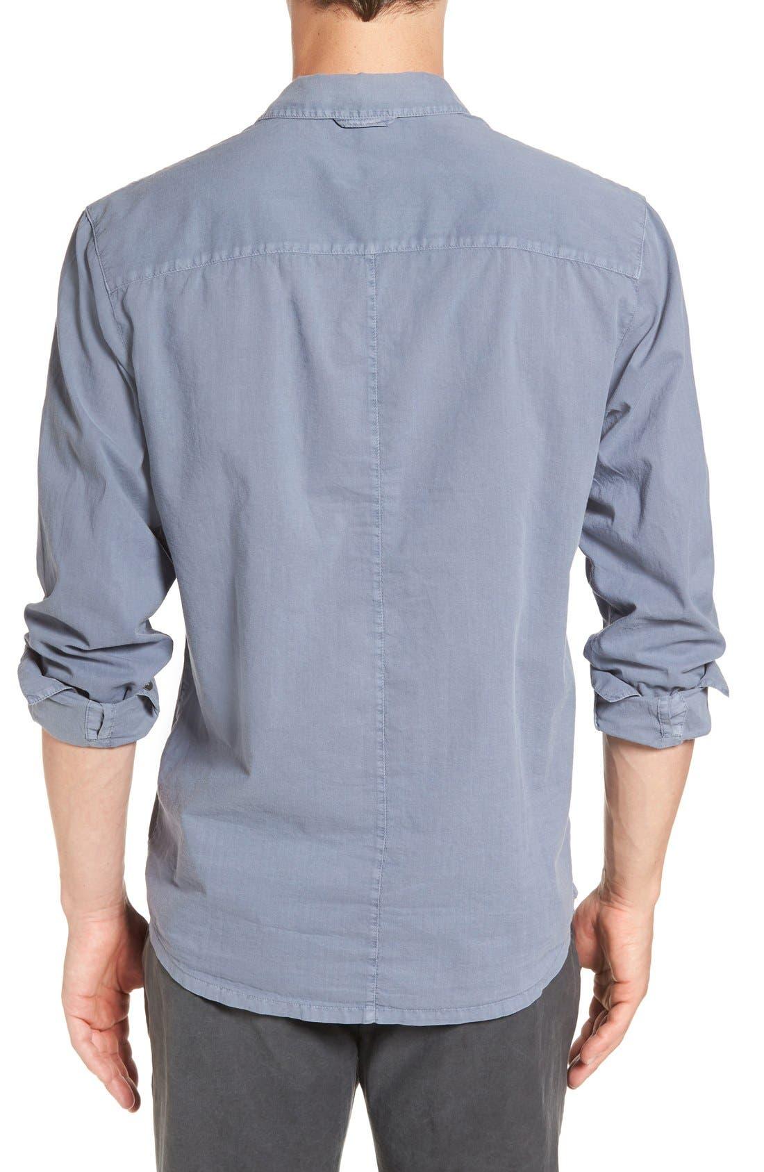 Alternate Image 2  - James Perse 'Classics' Cotton Lawn Shirt