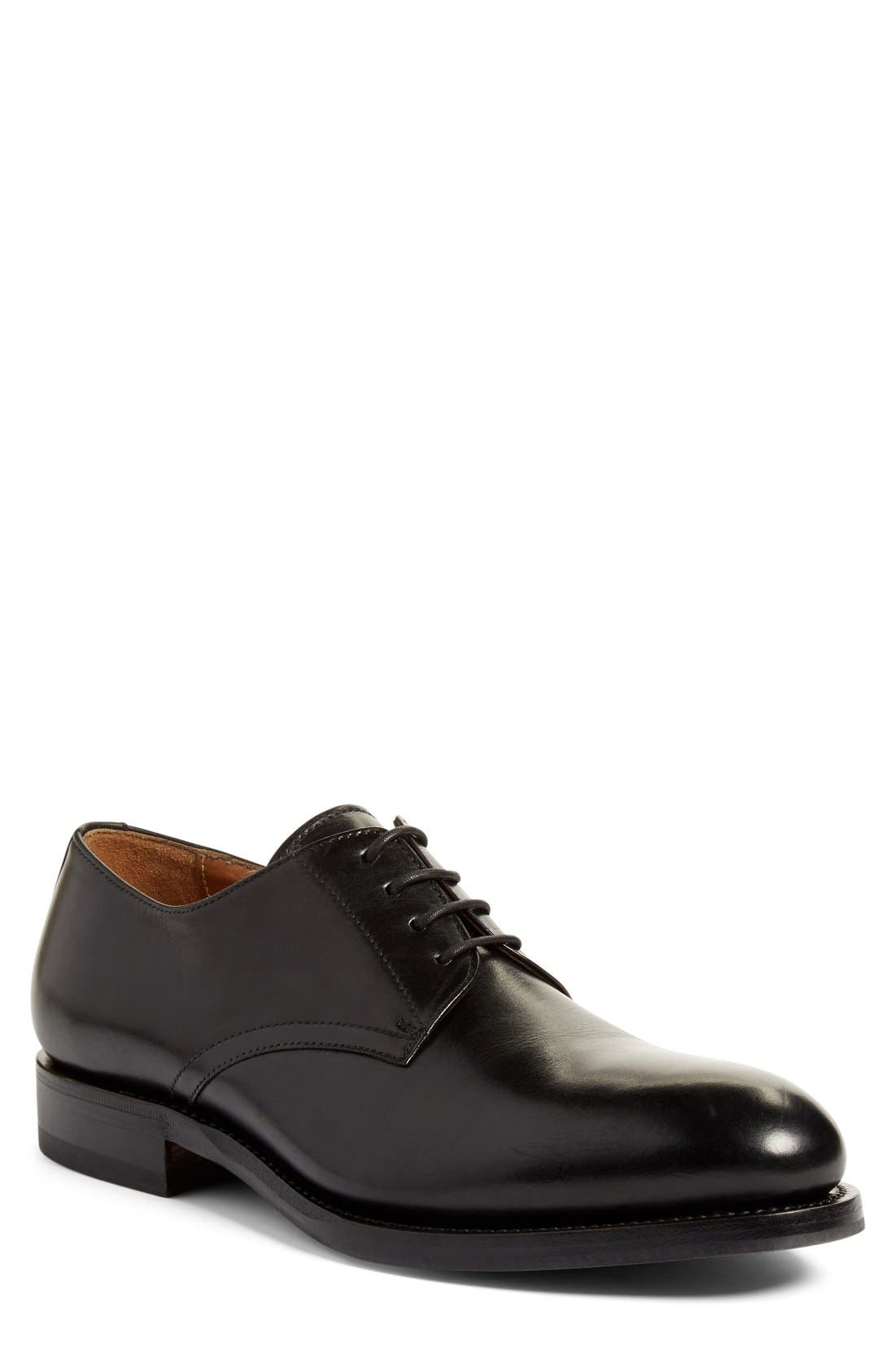 Main Image - Aquatalia 'Vance' Plain Toe Derby (Men)