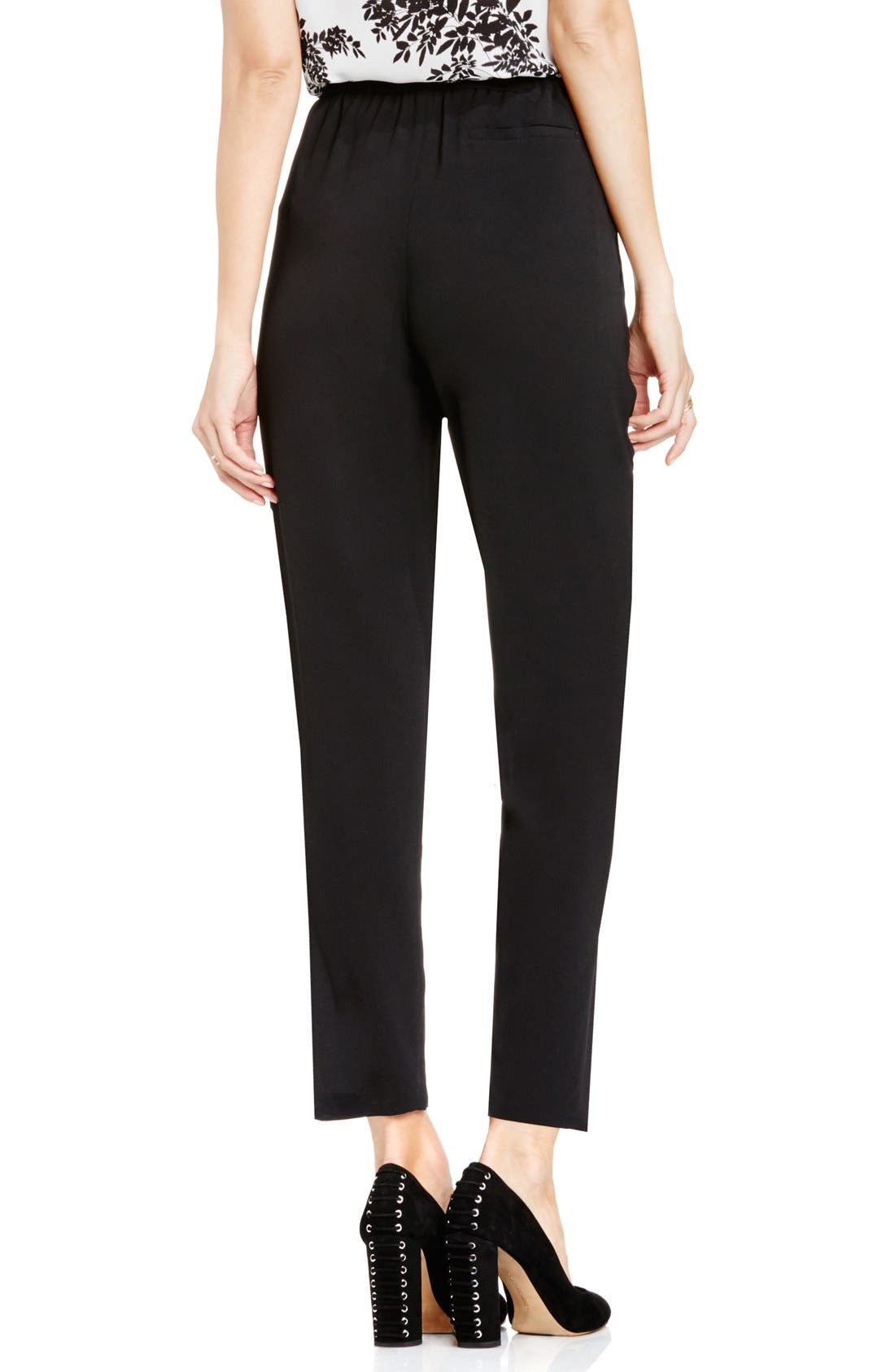 Alternate Image 3  - Vince Camuto Slim Leg Ankle Pants (Regular & Petite)