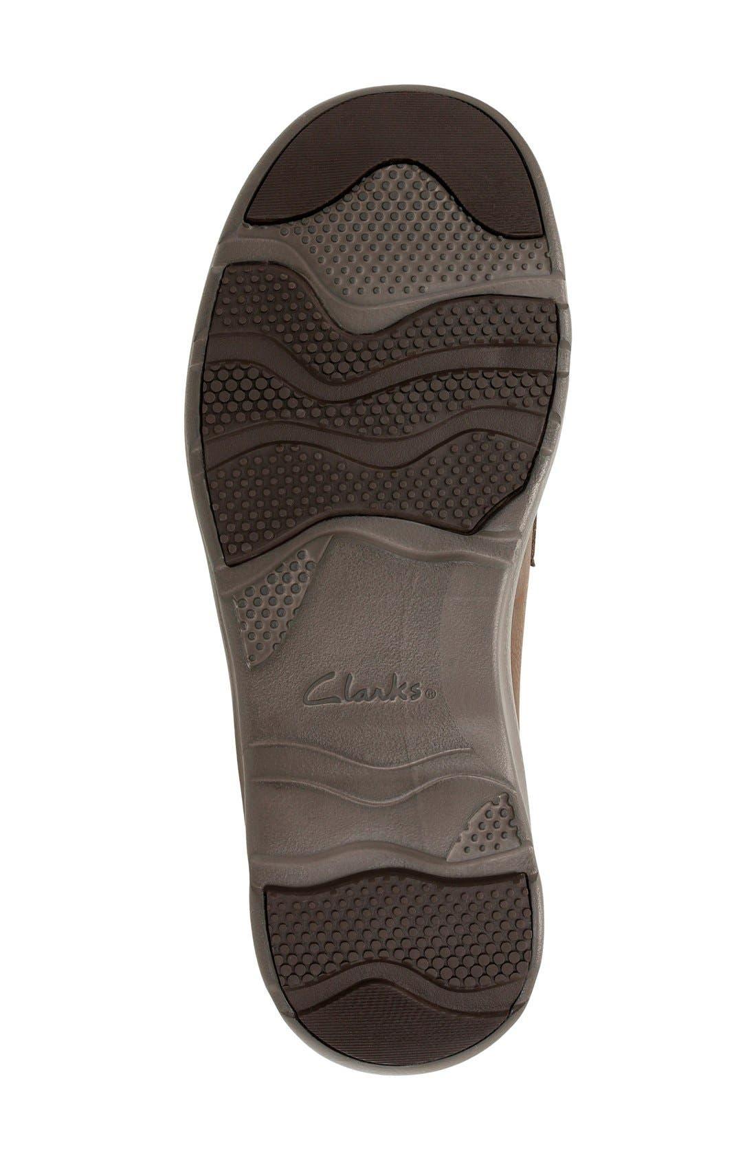 Alternate Image 4  - Clarks® 'Charton Step' Slip-On (Men)