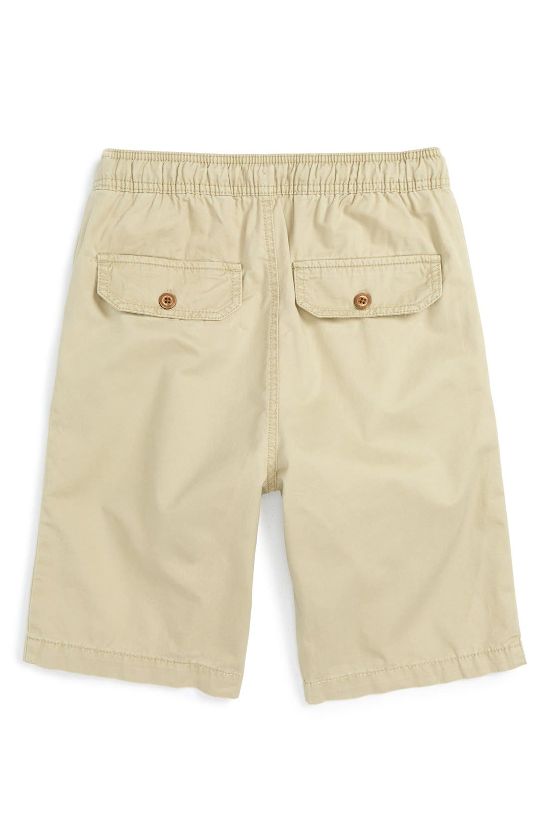 Alternate Image 2  - Tucker + Tate Cotton Twill Shorts (Toddler Boys, Little Boys & Big Boys)