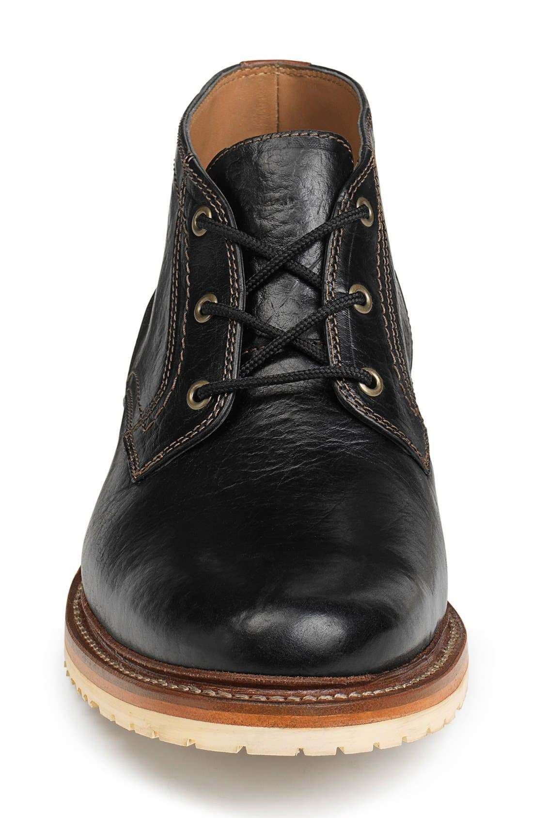 Arlington Chukka Boot,                             Alternate thumbnail 3, color,                             Black