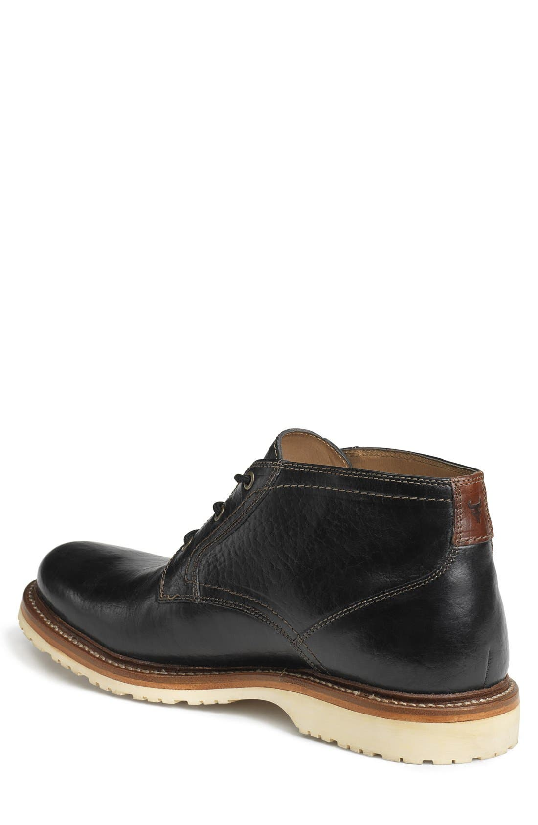 Arlington Chukka Boot,                             Alternate thumbnail 2, color,                             Black