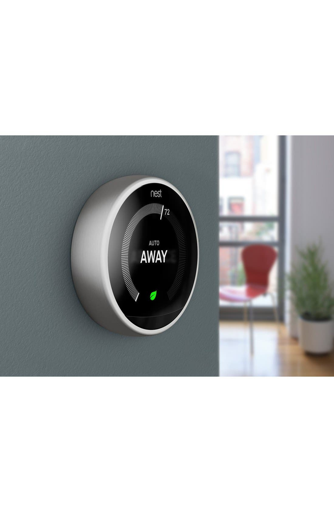Alternate Image 8  - Nest Learning Thermostat