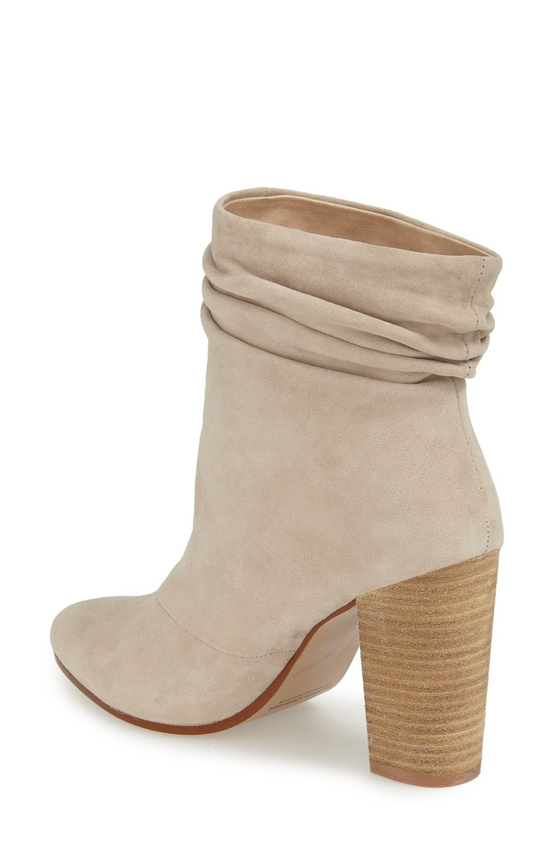 Alternate Image 2  - Kristin Cavallari 'Georgie' Block Heel Boot (Women)