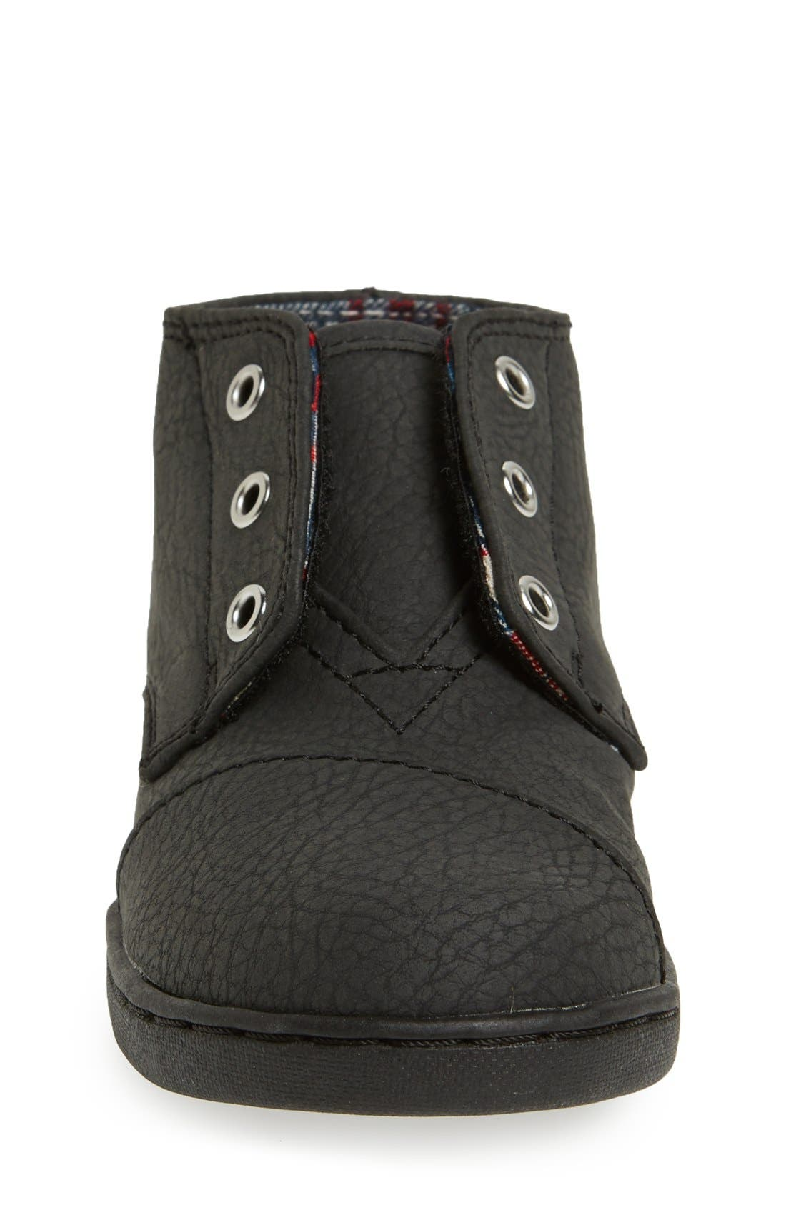 Alternate Image 3  - TOMS 'Paseo - Tiny' Mid Bootie (Baby, Walker & Toddler)
