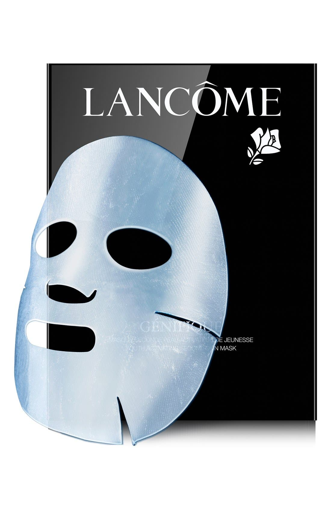 Lancôme 'Génifique' Youth Activating Second Skin Mask