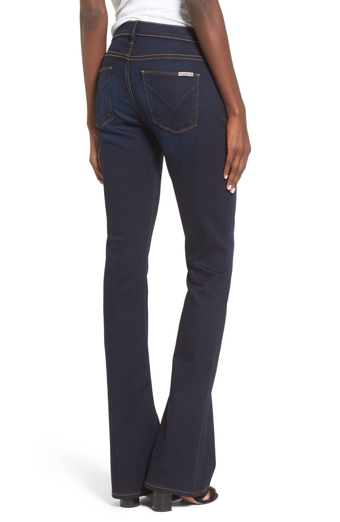 Alternate Image 2  - Hudson Jeans 'Love' Bootcut Jeans (Redux) (Petite)