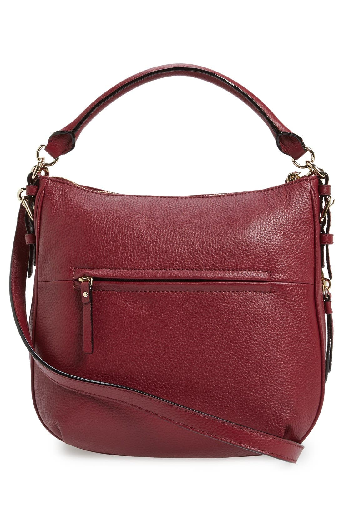 Alternate Image 3  - kate spade new york 'cobble hill - small ella' leather satchel