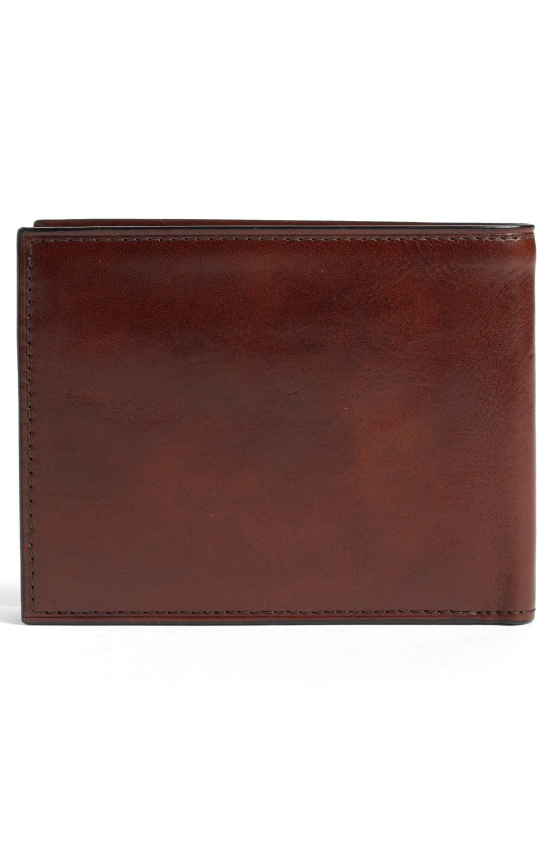 Alternate Image 3  - Bosca Leather Bifold Wallet